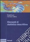Elementi di statistica descrittiva libro
