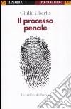 Il processo penale libro