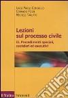 Lezioni sul processo civile. Vol. 2 libro