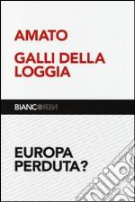 Europa perduta? libro