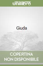 Giuda libro di Lanza Del Vasto Giuseppe G.