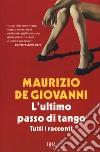 L'ultimo passo di tango libro