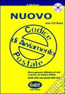 Nuovo CAP. Con CD-ROM libro