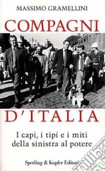 Compagni d'Italia libro di Gramellini Massimo