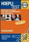 Hoepli test psicologia