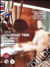 New cooking time. Con CD Audio