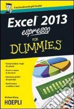 Excel 2013 Espresso For Dummies libro