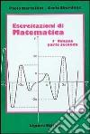 Esercitazioni di matematica. Vol. 1/2 libro