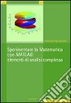 Sperimentare la matematica con MATLAB: elementi di analisi complessa libro