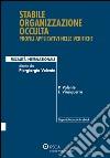 Stabile organizzazione occulta: profili applicativi nelle verifiche libro