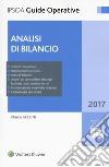 Analisi di bilancio libro