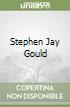 Stephen Jay Gould libro