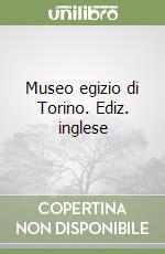 Museo egizio di Torino. Ediz. inglese libro di Roccati Alessandro