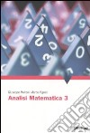 Analisi matematica 3 libro
