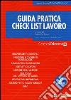 Guida pratica check list lavoro libro
