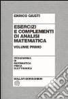 Esercizi e complementi di analisi matematica. Vol. 2 libro