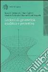 Lezioni di geometria analitica e proiettiva libro