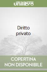 Diritto privato libro di Roppo Vincenzo