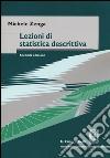 Lezioni di statistica descrittiva libro