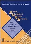 Manuale modulare di metodi matematici. Modulo 2/3: Elementi di analisi matematica libro