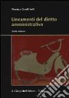 Lineamenti del diritto amministrativo libro
