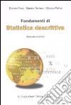 Fondamenti di statistica descrittiva libro