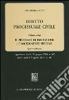 Diritto processuale civile. Vol. 3: Il processo di esecuzione. I procedimenti speciali libro