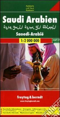 Saudi Arabia 1:2.000.000 libro