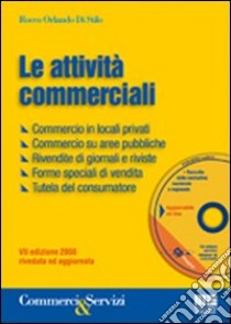 Le attività commerciali libro di Di Stilo Rocco O.