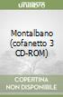 Montalbano (cofanetto 3 CD-ROM) libro