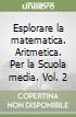 Esplorare la matematica. Aritmetica. Per la Scuola media libro