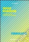 Tavole numeriche. Formulario libro