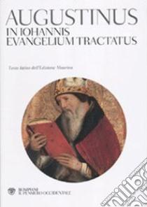 Commento al Vangelo di Giovanni libro di Agostino (sant'); Reale G. (cur.)