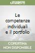 Le competenze individuali e il portfolio libro