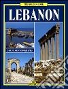 Libano. Ediz. inglese libro