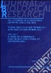 Journal of biological research (2012). Vol. 1 libro