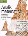 Analisi matematica. Con elementi di geometria e calcolo vettoriale. Vol. 2 libro