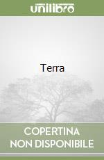 Terra libro di Bertolazzi Alberto