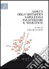 Aspetti della matematica napoletana tra Ottocento e Novecento libro