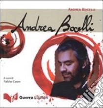 Andrea Bocelli libro di Caon F. (cur.)