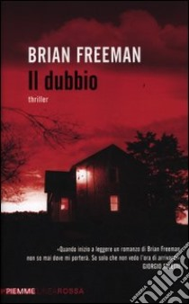 Il dubbio libro di Freeman Brian