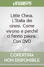 Little China. L'Italia dei cinesi. Come vivono e perché ci fanno paura. Con DVD