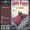 Harry Potter e la camera dei segreti. Audiolibro. 8 CD Audio libro