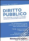 Diritto pubblico. Stato, istituzioni, enti pubblici e cittadino: normativa e caratteristiche fondamentali libro