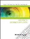 Lezioni di geofisica applicata libro