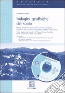 Indagini geofisiche del suolo libro di Cetraro Faustino