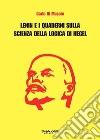 Lenin e i Quaderni sulla Scienza della logica di Hegel libro