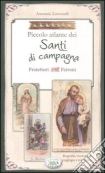 Piccolo atlante dei santi di campagna protettori patroni libro di Zanoncelli Anastasia