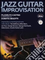 Jazz guitar improvisation. Con CD Audio libro