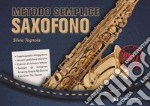 Metodo semplice saxofono libro